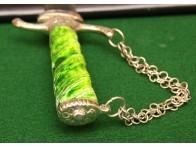English cuttoe green grip